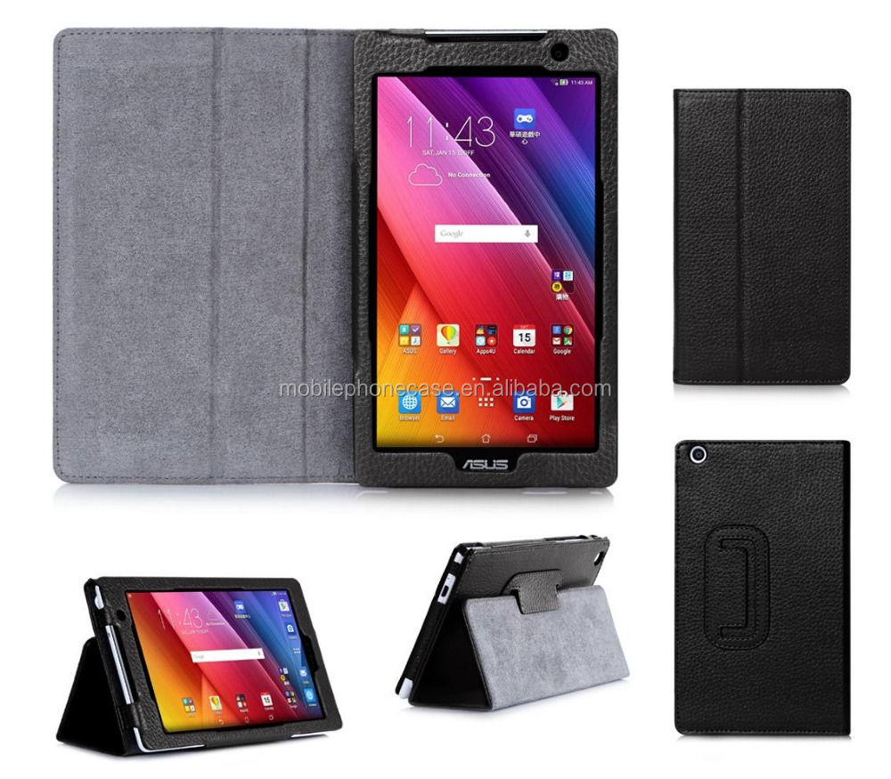 Brand New Folio leather tablet case for asus P01Z zen pad 170C, View folio  case for asus P01Z zen pad 170C, WENYI Product Details from Guangzhou Wenyi