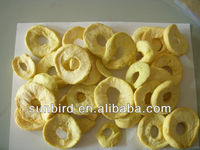 Haccp Dried Apple Rings/apple Dices/dehydrate Apples Snack