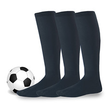 men knee high athletic football socks for adults&children costom sport sock