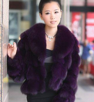Sex in a fox fur coat