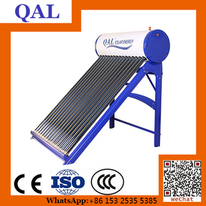 Solar water heater bio energy water systems with temperature controller