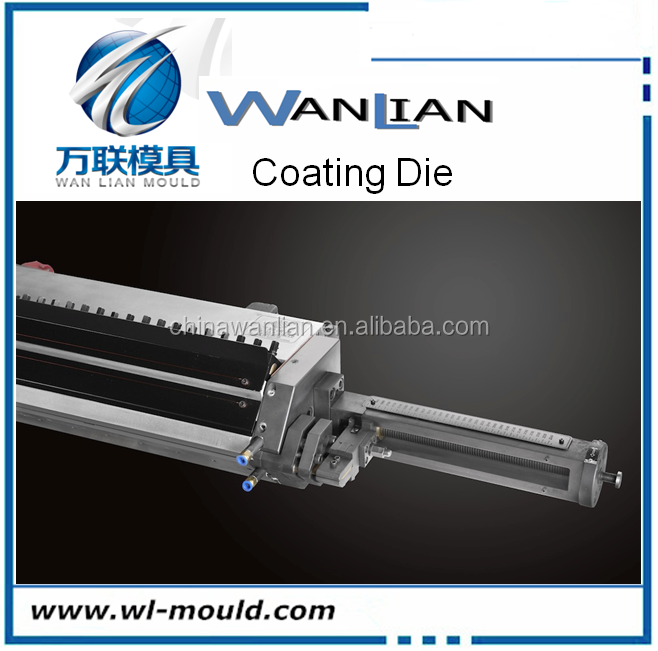 600MM PVC Lamination Film Coating Die For Extruder Machine Coating