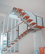 Prefab Steel Stairs Residential, Prefab Steel Stairs Residential Suppliers  And Manufacturers At Alibaba.com
