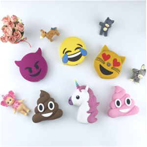 Emoji Power Bank Einhorn Cartoon Nette Poops Power Bank 2600 mah