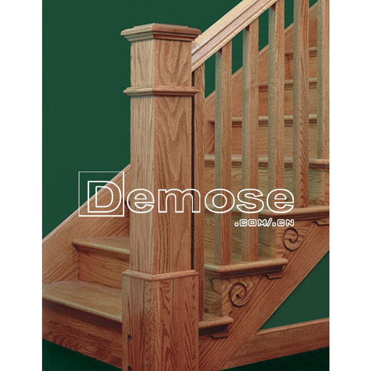 Interior Wood Railings Design