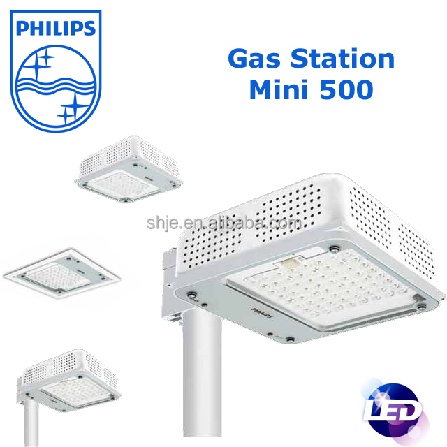 Philips Led High Bay Lighting Mini 500 100w For Gas Station Petro ...