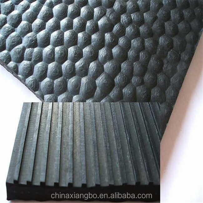 Anti-Fatigue Deck Bulk Weatherproof Rubber Sheet Mat
