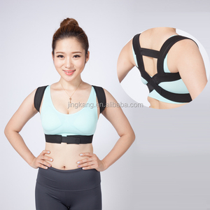 Upper back therapeutic Back stretcher Back braces to correct posture / clavicle brace