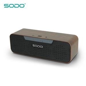 SODO Private Custom TWS Bluetooth Speaker Wireless Microphone Charger Blocks Bluetooth Speaker
