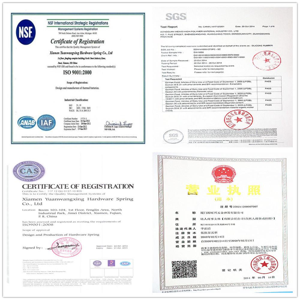 Led lighting used metal spring fastener frame spring clips buy certification xflitez Images