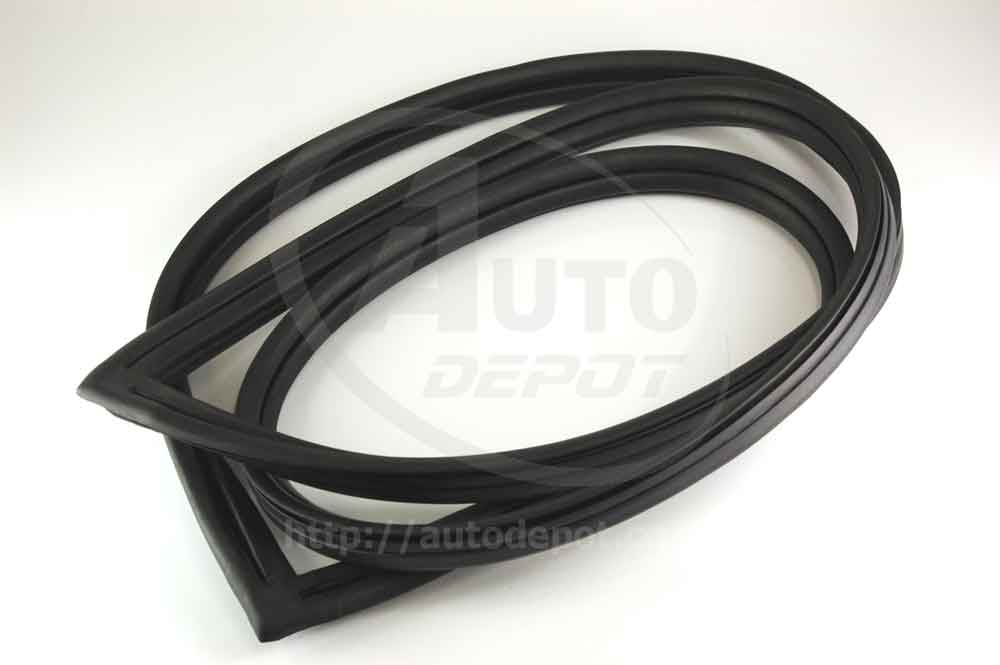 Windshield Rubber Mercedes Benz W123 Front 123-6700039 Auto Body ...