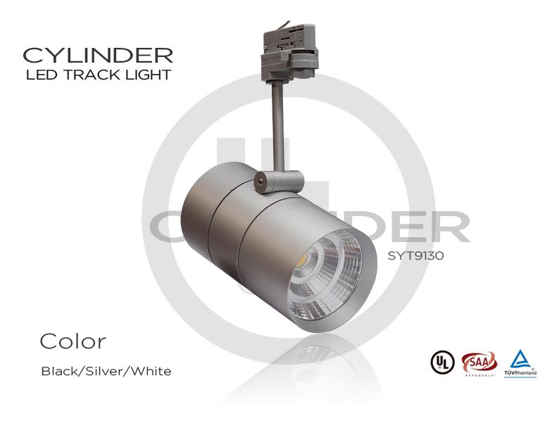 Led Track Light 3 Phrase Track Adapter 30w Led Spots Focus Track ...