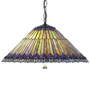 Stained glass tiffany lamps for sale