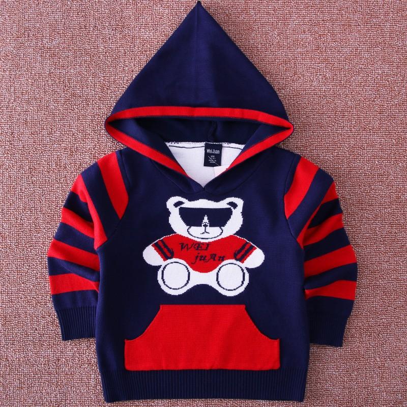 Ropa al por mayor del bebé ganchillo fácil patrón de punto suéter ...