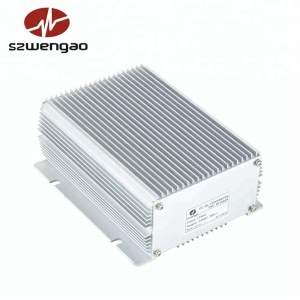 CE ROHS IP68 Waterproof 12Vdc to 24Vdc 30A 720W Step-up voltage converter