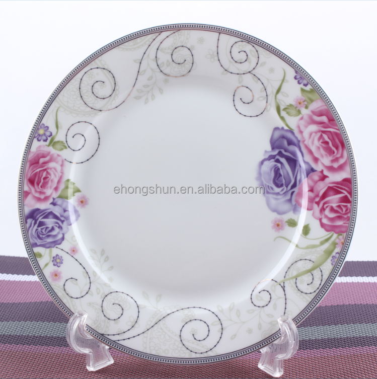 Royal new bone china dinner set,wholesale bone china dinner plates sets,new bone china dinner sets supplier