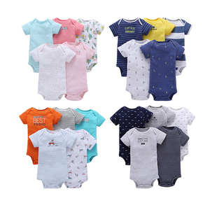 Unisex baby clothes romper baby boy clothes newborn grow baby girl romper