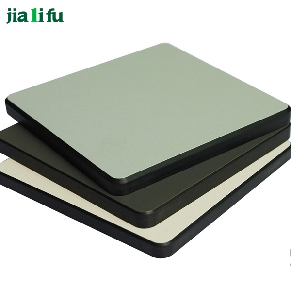Waterproof compact laminate phenolic hpl board