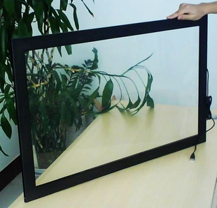 BEST PRICE 47 USB IR touch screen frame IR touch monitor panel with truly 10 points