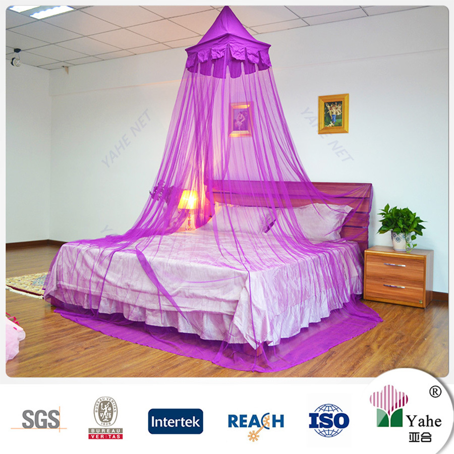 Diy 4 Poster Canopy Bed Curtains Mosquito Netting With