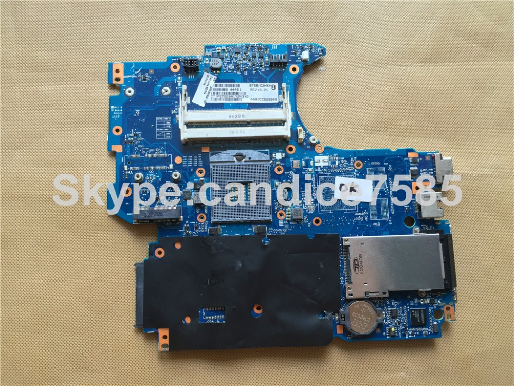 Original laptop Motherboard For HP 4530S 4730S 687939-001 for intel cpu with integrated graphics card DDR3 100% tested fully