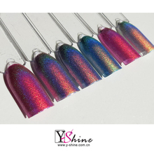 nail salon supplies holographic nail polish chrome gel nails