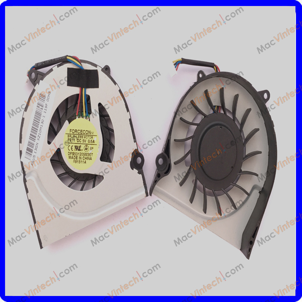 For Asus CPU Cooling Fan For Asus U30J U30JC U30S U30SD DFS531205M30T F91T