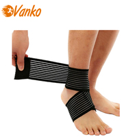 Hot sell Elastic Knitting Compression Support Bandage ankle