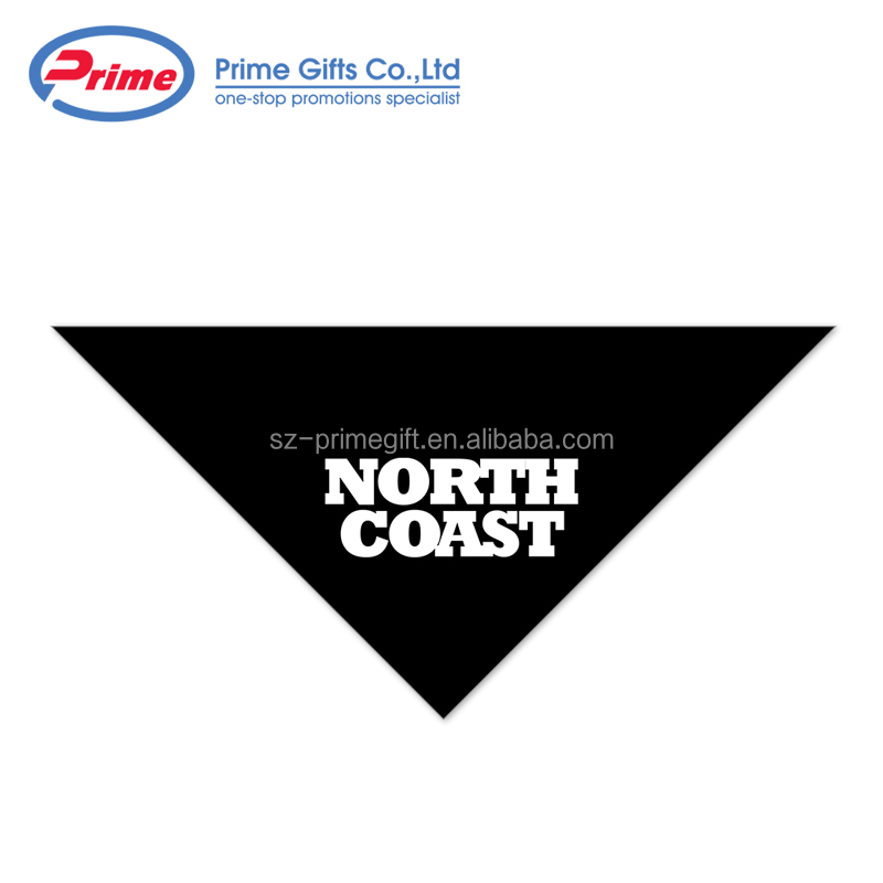 Fashionable Designer Cheap Custom Triangle Bandana Printing