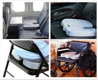 100% Polyurethane Visco Elastic Memory Foam Seat Coccyx Cushion