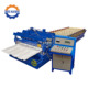 Steel Roof Panel Glazed Tile Ceramic Plate Making Machine