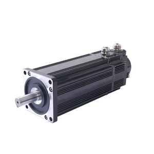 high torque 48v dc motor 2kw bldc motor brushless dc motor 2500rpm with encoder and brake for AGV,EOD robot