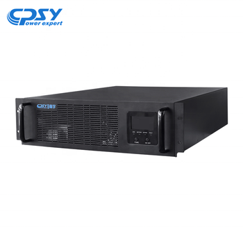 CE certified environmental-friendly inside high frequency rack mount ups