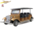 2017 new design Electric Motor bus sightseeing vehicle power vintage car
