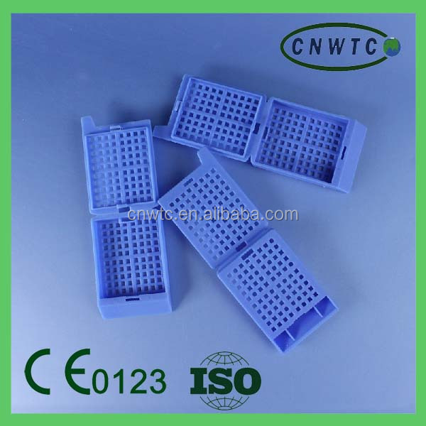 medical plastic cassette for rapid test