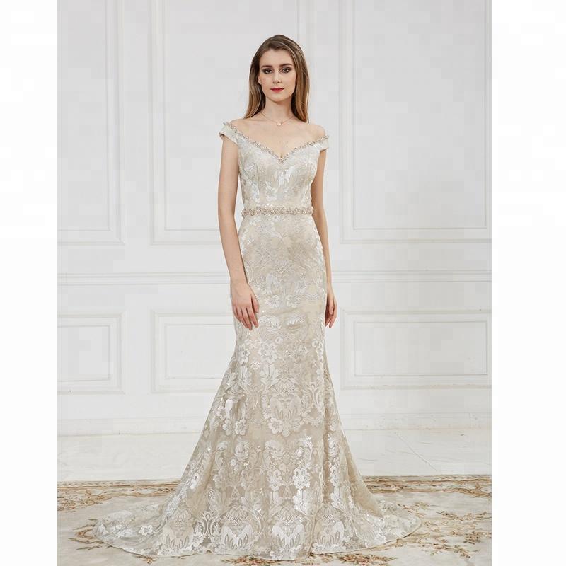 Beige Wedding Dress Supplieranufacturers At Alibaba