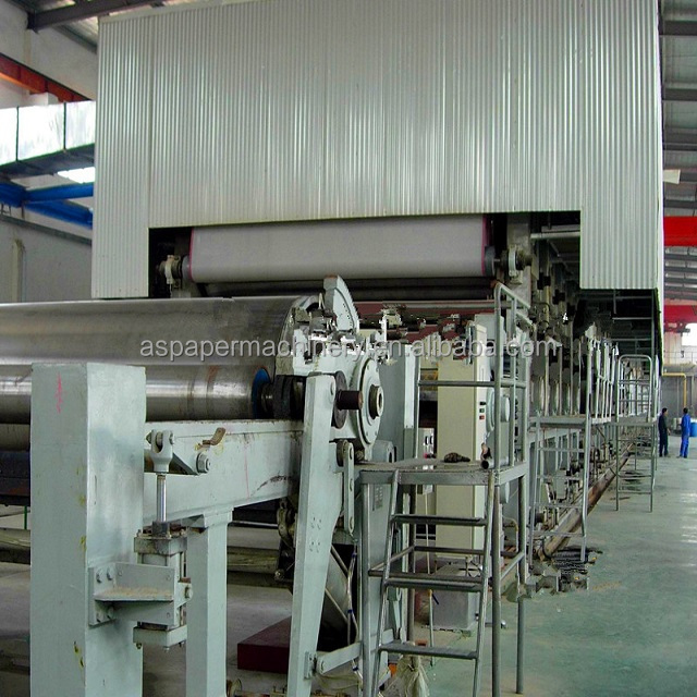 Recycled notebook a3 paper making machines price