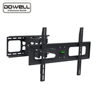 "37""-70"" for Vesa 600*400 swivel LCD/LED TV wall display mount"