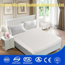 Eco-friendly modern designs compressed memory foam mattress topper