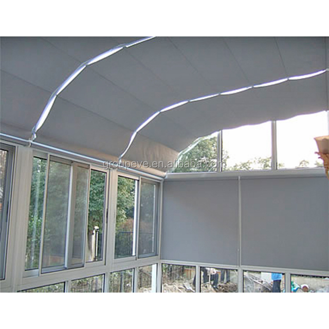 Outdoor Sunscreen Solar Shades Fabric For Patio Blinds