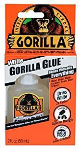 Bulk Buy: Gorilla Glue With 16 Piece Display 2 Ounces 52012 (16-Pack)