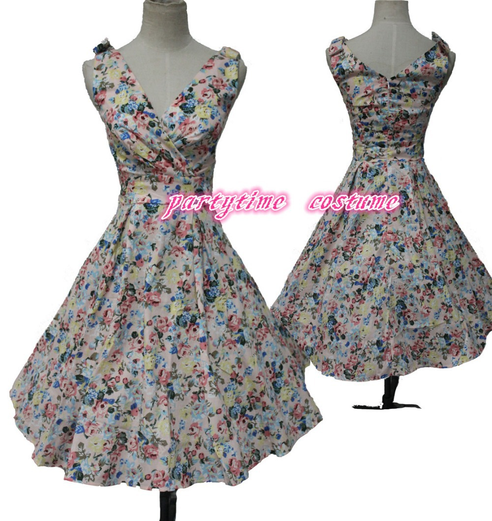 Plus Size Tea Time Dress