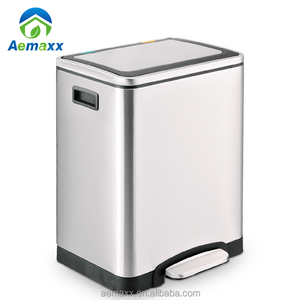 Household Products Commercial 30L lobby garbage can