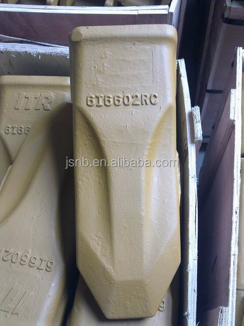 High quality excavator bucket teeth rock type bucket tooth 6I6602RC for J600