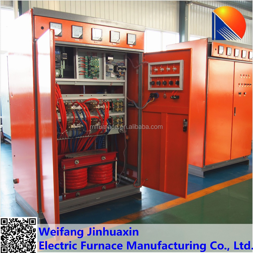 SCR Medium Frequency power supply for induction furnace