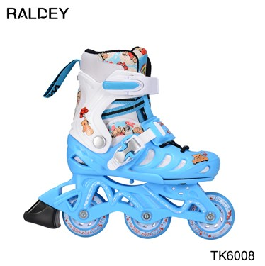 China Factory Wholesale Boy's Adjustable Roller Skate Shoes,4 ...