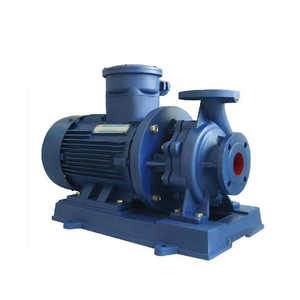Horizontal Single Stage Sludge Side Suction Pump
