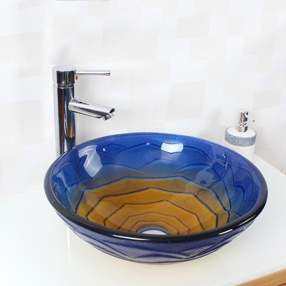 Cheap Round Glass Sink Bowls, find Round Glass Sink Bowls deals on ...