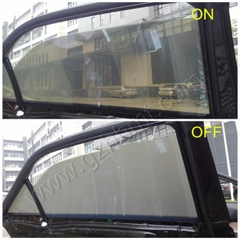 Ucef Privacy Thin Smart Film Car Window Switchable Smart
