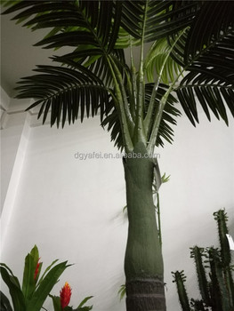 tropical hotsale fake potted plant artificial areca palm tree indoor